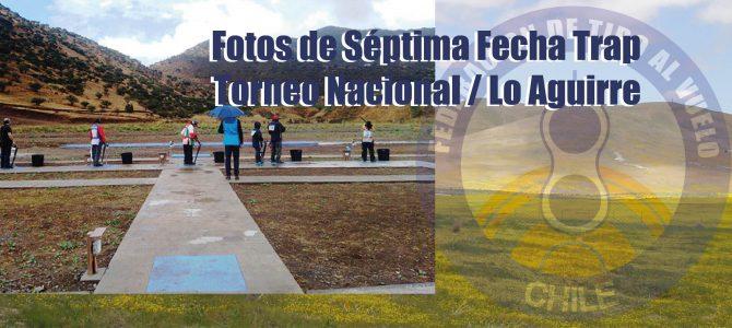 Fotos de Séptima Fecha Trap Torneo Nacional / Lo Aguirre