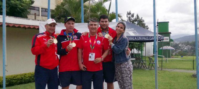 Una excelente participación logró la Selección Nacional de Tiro al Vuelo