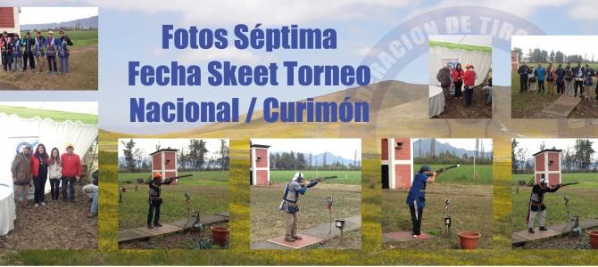 Fotos de Séptima Fecha Skeet Torneo Nacional / Curimón