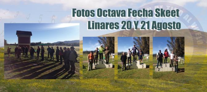 Fotos de Octava Fecha Skeet Torneo Nacional / Linares