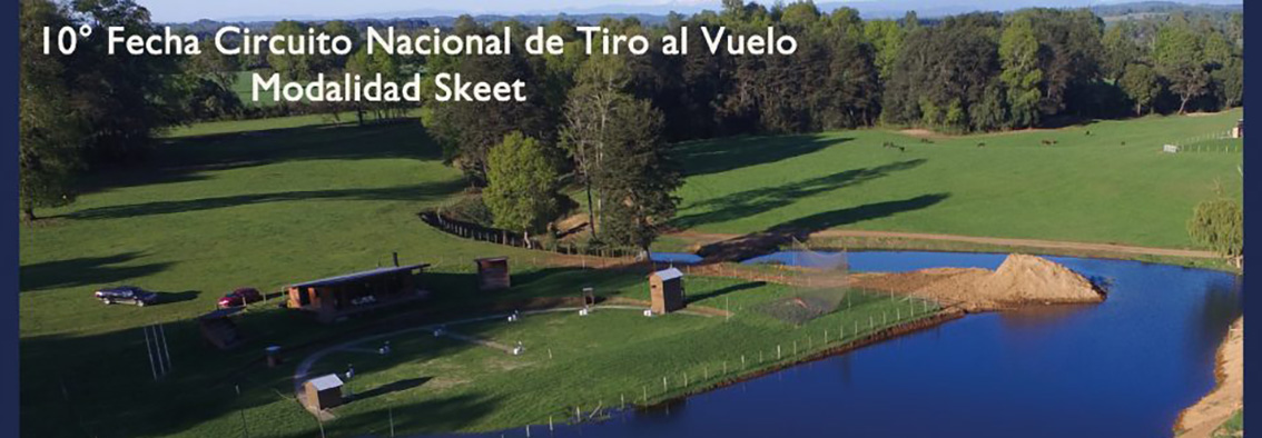 Convocatoria Décima Fecha Skeet y Séptima Fecha Trap del Campeonato Nacional de Tiro al Vuelo 2016